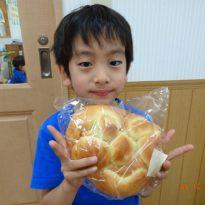 パン作り体験【May. 10】